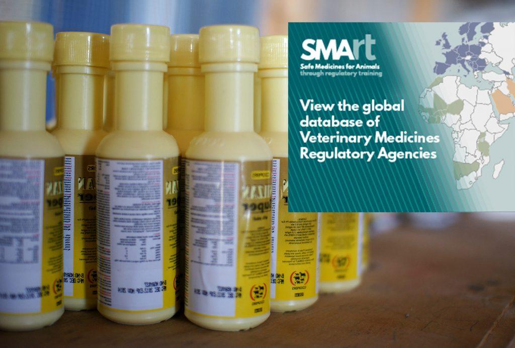 Database of Veterinary Medicines Regulators